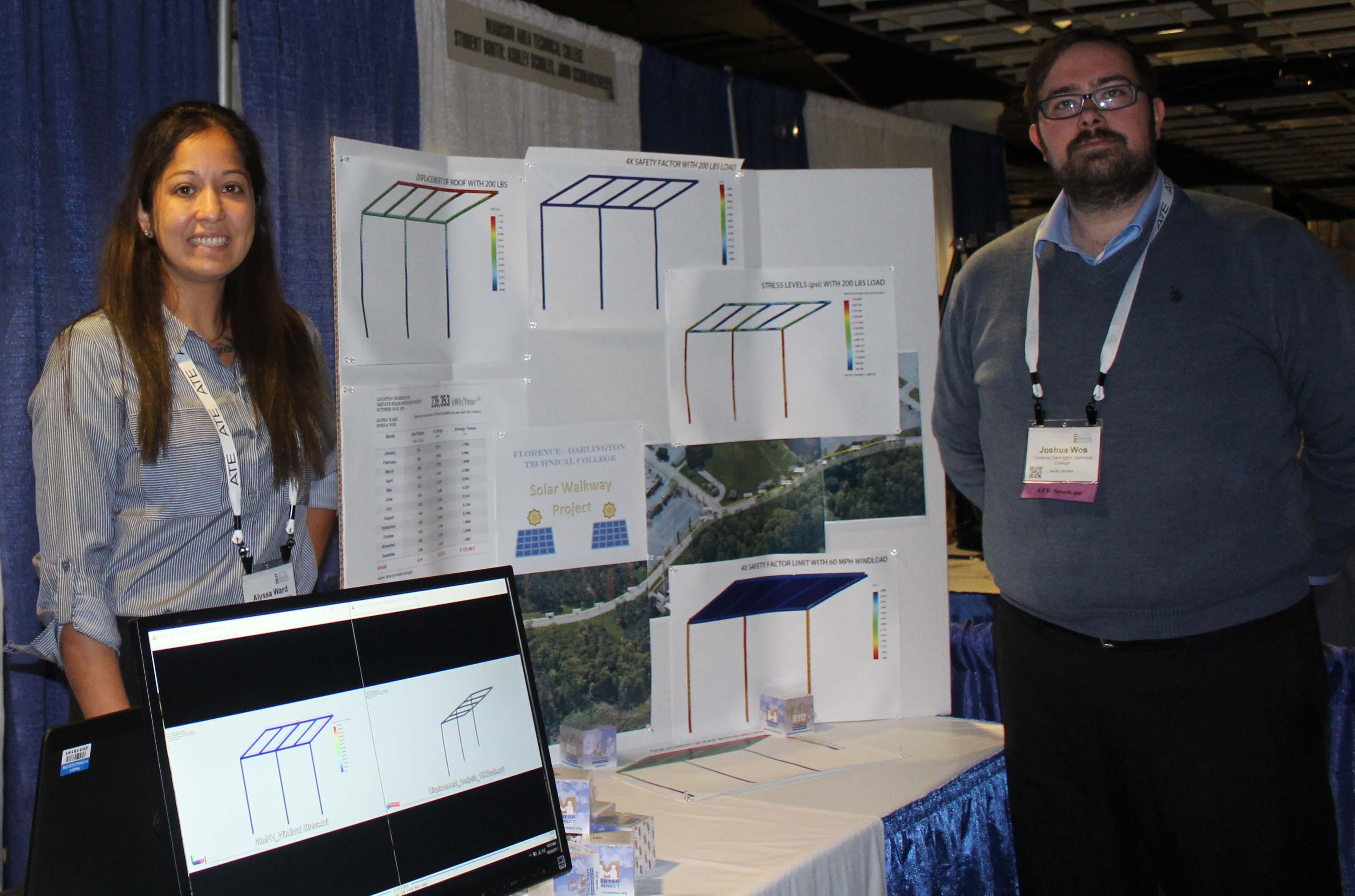 Two FDTC Students Visit Washington, D.C.